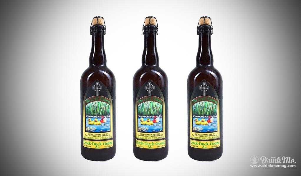 The Lost Abbey Duck Duck Gooze 2013 drinkmemag.com drink me Top Californian Beers