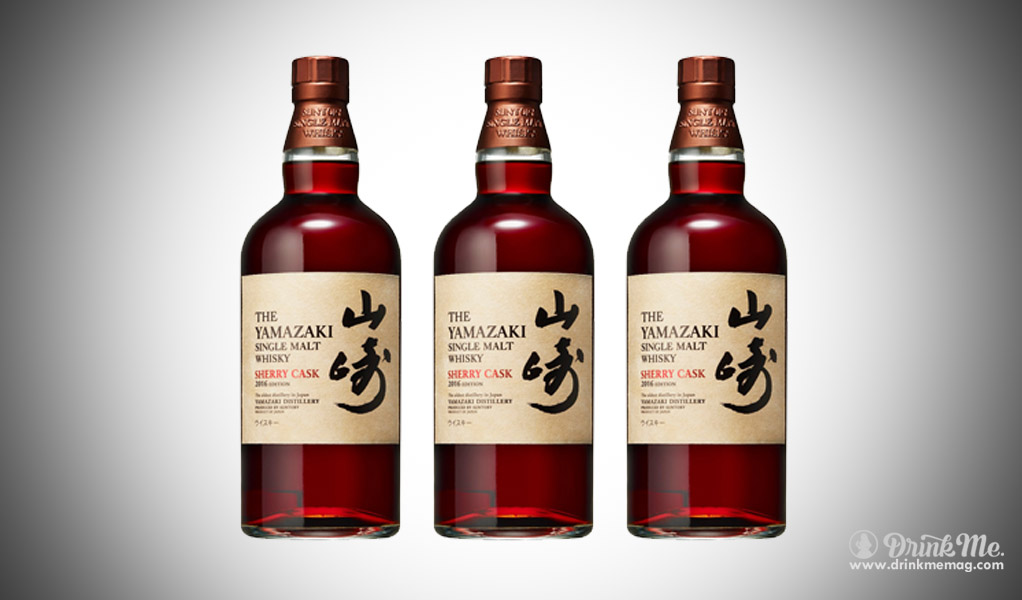 Yamazaki Single Malt Sherry Cask drinkmemag.com drink me Top Craft Whiskey