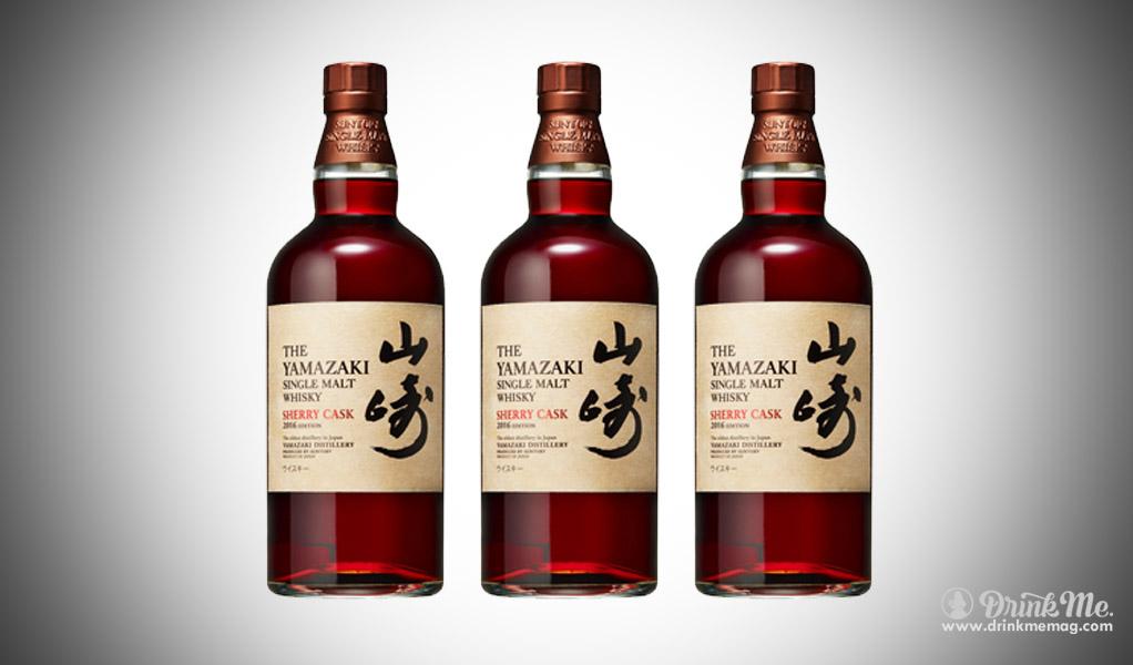 Yamazaki Single Malt Sherry Cask drinkmemag.com drink me Top Craft Whiskey