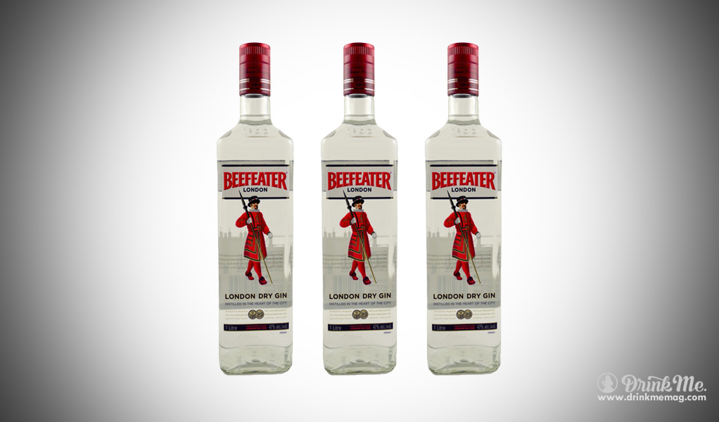 beefeater drinkmemag.com drink me The Top 5 British Gins