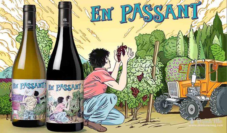 en passant mailer 2017 drinkmemag.com drink me Domaine Gayda En Passant
