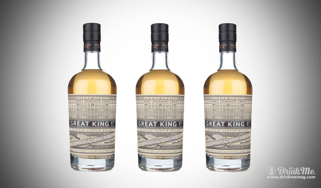 great king street drinkmemag.com drink me Top Blended Whiskey