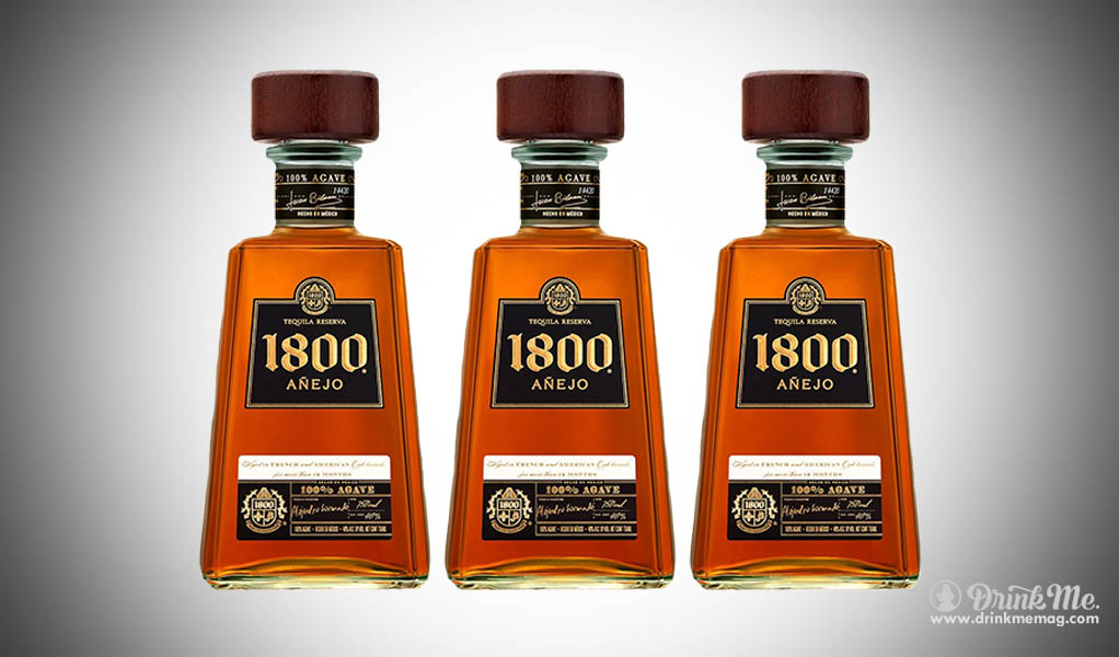 1800 Anejo drinkmemag.com drink me Top Tequila Under $75