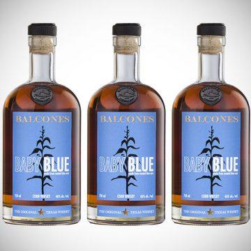 Baby Blue drinkmemag.com drink me Balcones Campaign