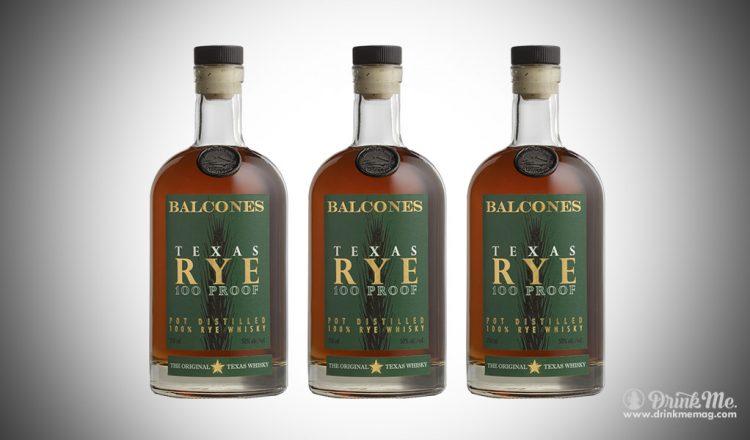Balcones Rye 2018 drinkmemag.com drink me Balcones Campaign
