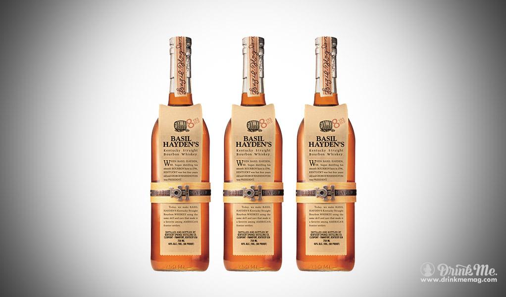 Basil Hayden's drinkmemag.com drink me Top Bourbons under $75