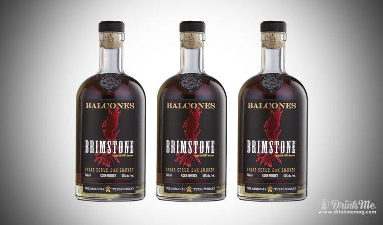 Brimstone drinkmemag.com drink me Balcones Campaign