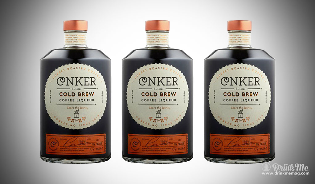 Conker Coffee Liqueur drinkmemag.com drinkme Conker Coffee Liqueur