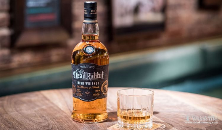 Dead Rabbit Irish Whiskey drinkmemag.com drink me Dead Rabbit Irish Whiskey