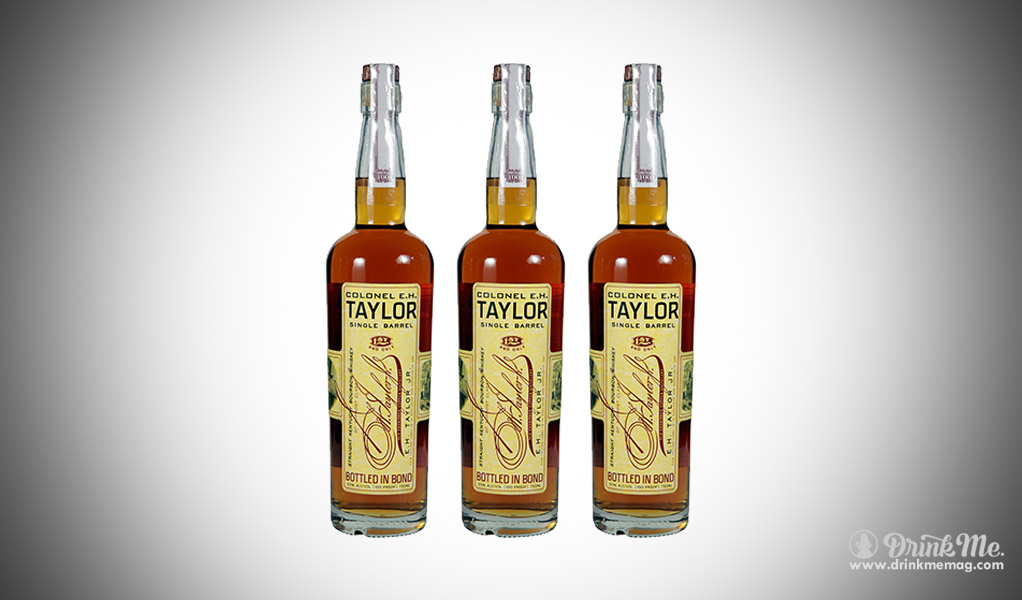 E.H. Taylor drinkmemag.com drink me Top Bourbons under $75