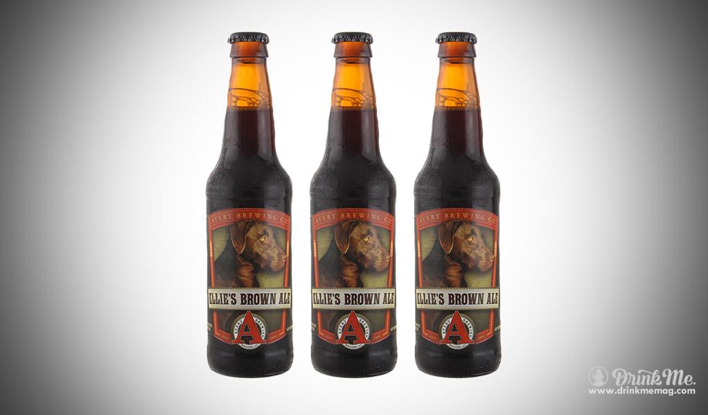 Ellie's Brown Ale drinkmemag.com drink me Top Brown Ale