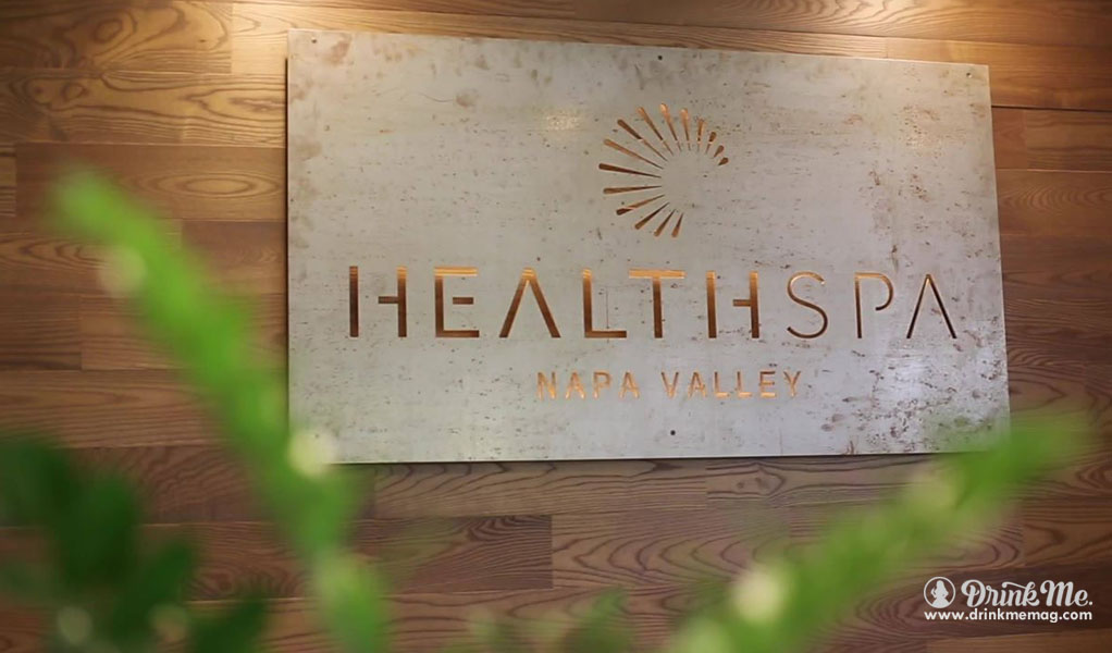 Health Spa Napa Valley drinkmemag.com drink me Health Spa Napa Valley