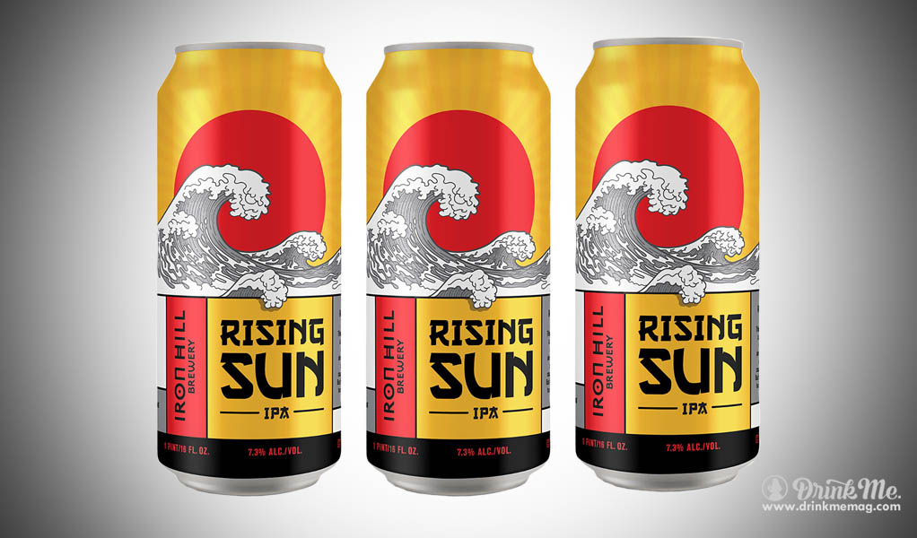 Iron Hill Rising Sun drinkmemag.com drink me Iron Hill Rising Sun