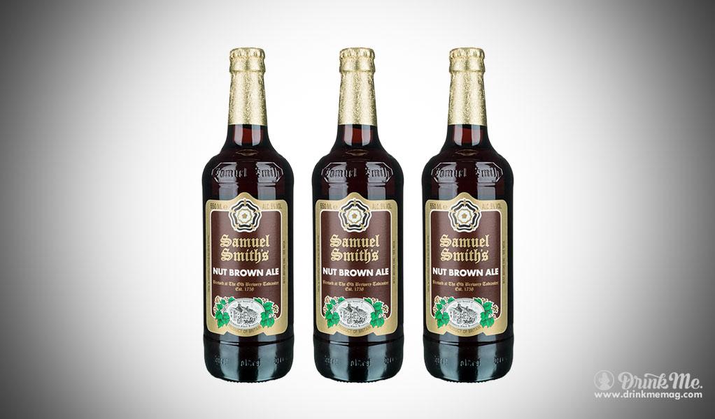 Samuel Smith's Nut Brown Ale drinkmemag.com drink me Top Brown Ale