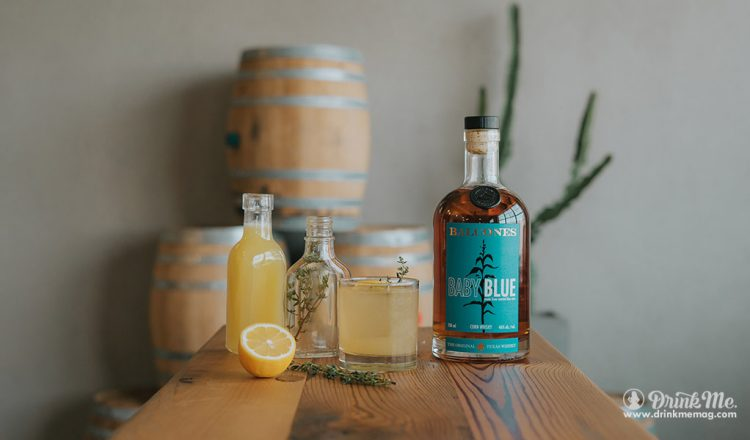 Thyme Tells All drinkmemag.com drink me Balcones Campaign