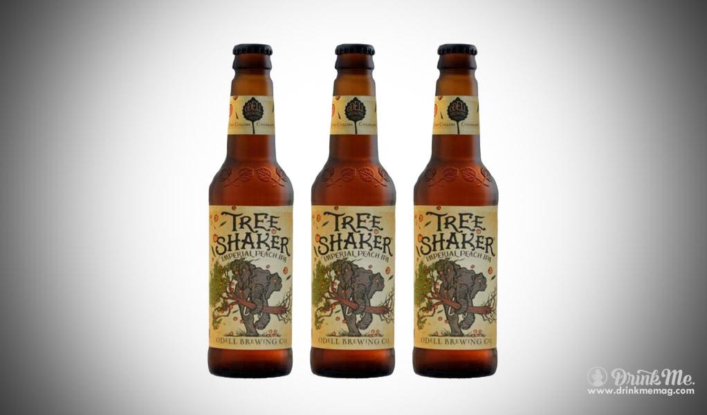 Tree Shaker drinkmemag.com drinkme Top Peach Beers