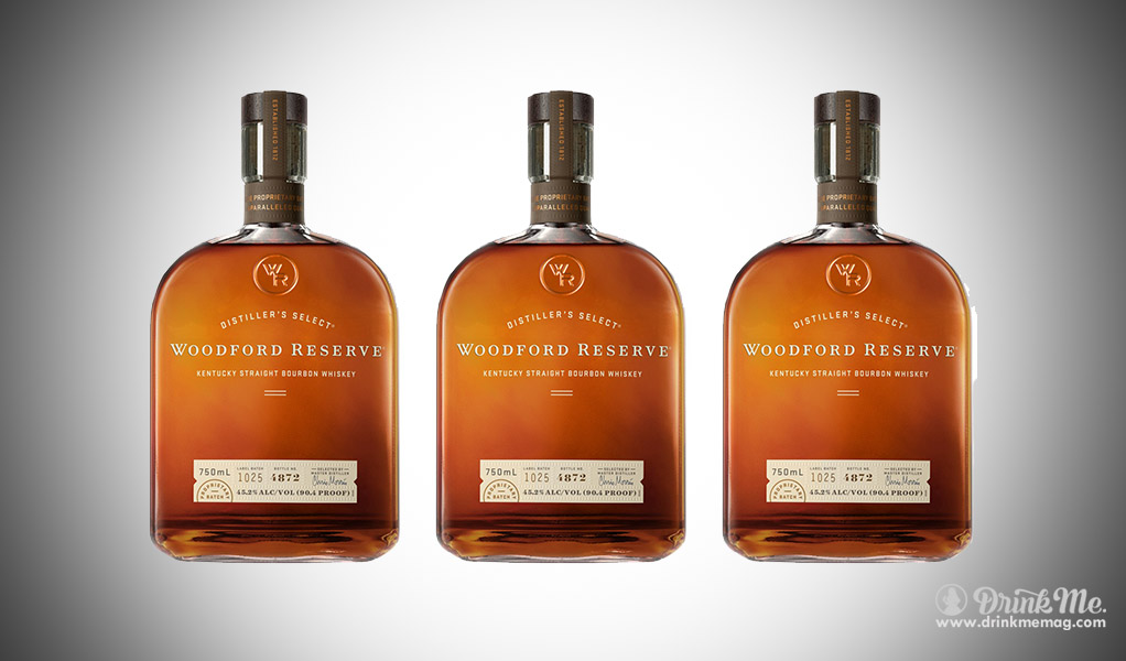 Woodford Reserve drinkmemag.com drink me Top Bourbons under $75