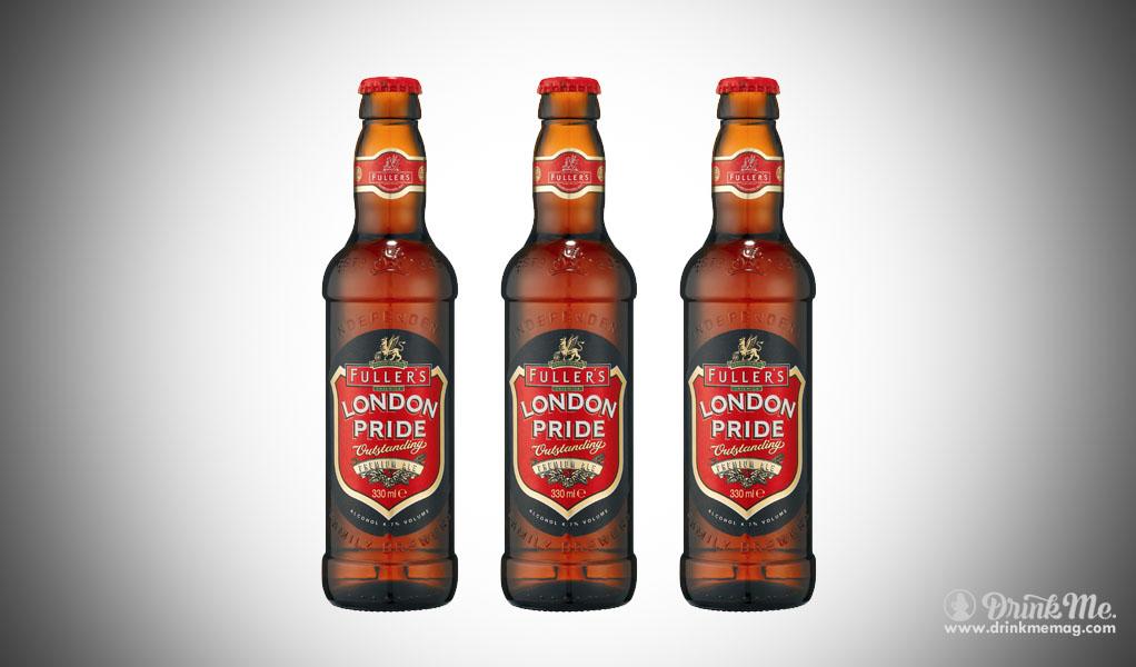 fuller's london pride drinkmemag.com drink me Top English Pale Ales