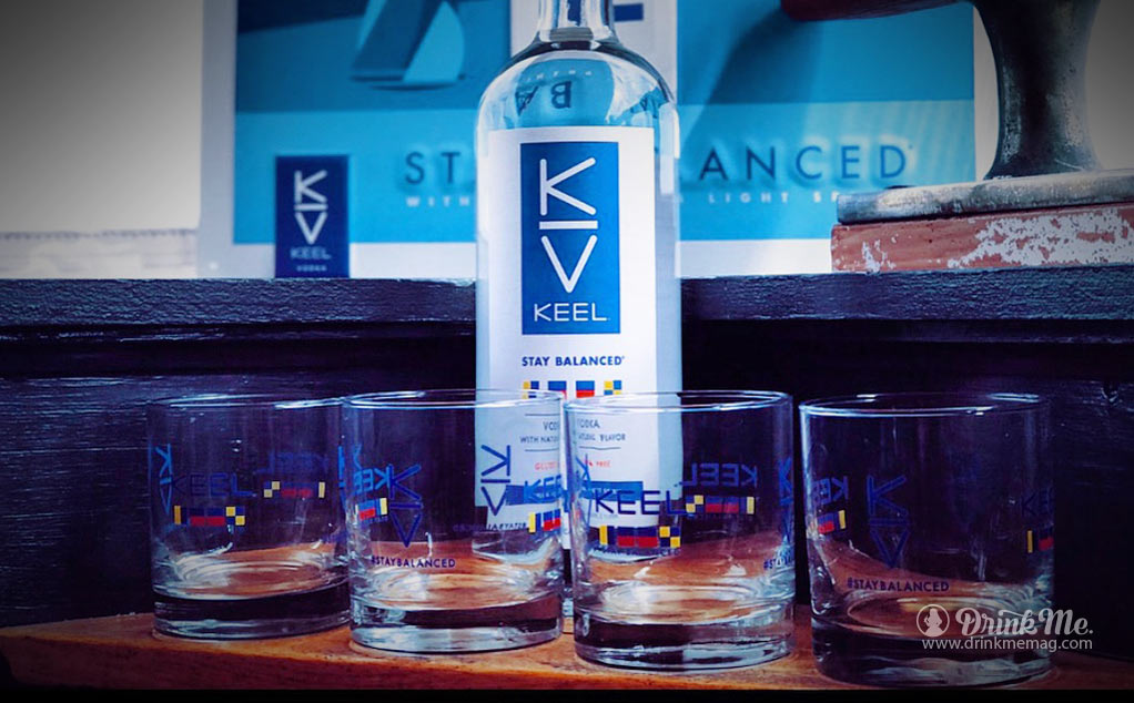 Is KEEL The First Sessionable Vodka? - Drink Me