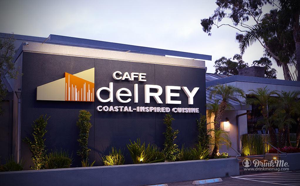 Cafe Del Rey Refines Coastal Cuisine, And Itself